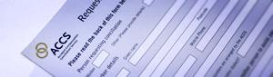Request Conciliation - Form image